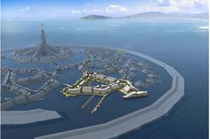 Four Floating Cities, the New Frontier - EcoBuilding Pulse