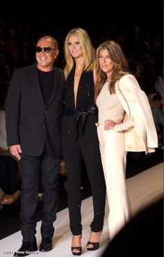 LOVE Heidi Klum's outfit in this