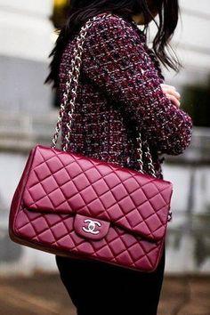 PR FASHION BEAUTY: 33 Reasons To Love The Chanel Boy Bag ...