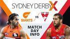 #Ticket  AFL Final  Swans V Giants ANZ Stadium members ticket #Australia