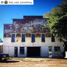 What a beauty! #Repost @that_vast_something: Lodgepole Opera House - Lodgepole Nebraska. Population: 318. Founded in 1867 the history of the town begins with the laying of the Union Pacific Railroad's track across the plains. It followed the Platte River across Nebraska and then went up Lodge Pole Creek valley into Wyoming. The opera house was constructed in 1911. Movies were shown here until 1933. The building was placed on the National Register in 1988. #lodgepole #nebraska #operahouse…