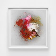 Pulse quickening | Mariëtte Kotzé | Copper, red & pink Abstract | Giclée print | Limited Edition Colorful Clouds, Ink Wash, Copper Red, Pink Abstract, White Ink, Macro Photography, Red And Pink, Giclee Print, Fine Art Prints