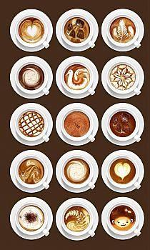 Even oefenen en je verrast je gasten met fantastische koffie-creaties #AllesVoor #creatiefmetkoffie