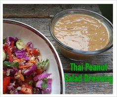 food & fabric: my vegan life: Thai Cabbage Summer Salad