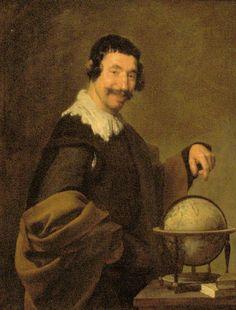 VELASQUEZ Diego Rodríguez de Silva y Velázquez - Spanish (Sevilla 1599 - 1660 Madrid) -