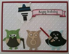 Check out this item in my Etsy shop https://www.etsy.com/listing/264636728/stampin-up-star-wars-birthday-card