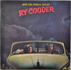 Ry Cooder / Into The Purple Valley