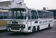 Bedford Buses, Bus Coach, Public Transport, Coaches, Car Ins, Transportation, England, Trucks, Times