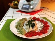 A dieta con il Bimby TM5 dimagrire con gusto - Filetto di Platessa con cavolfiore