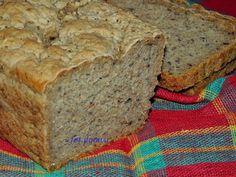 Chleb żytni na zaczynie drożdżowym - Moje Małe Czarowanie - Dorota Owczarek Banana Bread, Desserts, Food, Tailgate Desserts, Deserts, Essen, Postres, Meals, Dessert