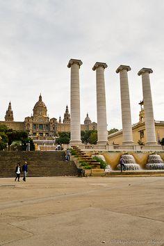 Palacio Nacional de Monjuïc