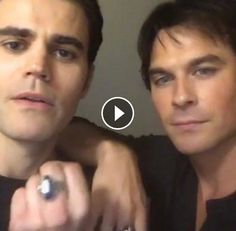 Ian Somerhalder - 28/10/16 -https://www.facebook.com/iansomerhalderofficial/videos/vb.470402606305707/1375733539105938/?type=2&theater