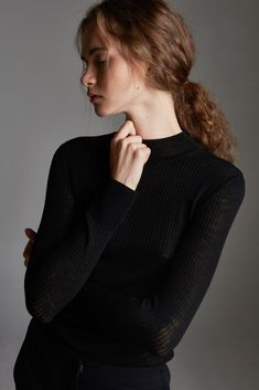 Turtle Neck, Sweaters, Fashion, Moda, Fashion Styles, Fasion, Sweater, Sweatshirts