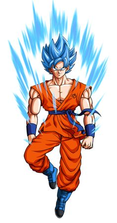 Dragon Ball Z Revival of F - New God Songoku by oume12 on DeviantArt