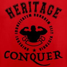 Fitness Tank Top Heritage Conquer