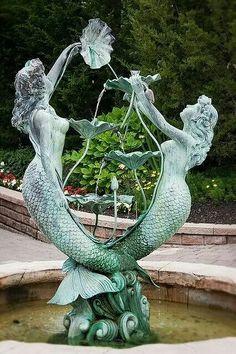 """""""MermaidsFountain"""""""