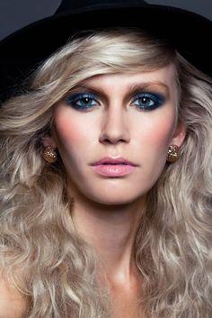 Make up: Kokko, hair: Sanna Liljamo, photo: Paavo Lehtonen, model: Anna N. Anna, Fall Winter, Make Up, Sky, Diamond, Model, Faces, Color, Maquillaje