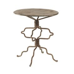 I pinned this Wibbly Accent Table from the Pimlico Square event at Joss and Main!