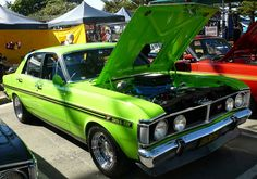AUSSIE MUSCLE CARS.. Australian Muscle Cars, Aussie Muscle Cars, American Muscle Cars, Australian Slang, Vintage Cars, Vintage Auto, Ford Girl, Luxury Rv, Old Classic Cars
