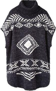 Hope / poncho sweater