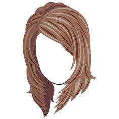 long layered bob choppy haircut