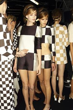 Backstage with Sonny Vandevelde at Louis Vuitton