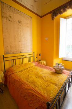 Camera Da Vinci Bed, Furniture, Home Decor, Stream Bed, Interior Design, Home Interior Design, Beds, Arredamento, Home Decoration