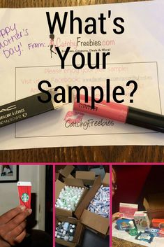 What's your favorite sample? These are some CatchyFreebies member top picks! Join them in exploring the brand-name samples and coupons online, plus members-only giveaways, tips on frugal living, and more! Start finding offers today! #WeLoveSamples