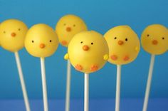 New baby shower cake pops easter Ideas Baby Shower Cakes, Cocoppa Wallpaper, Easter Cake Pops, Duck Cake, Chicken Cake, Cake Pops How To Make, Easter Recipes, Easter Ideas, Easter Decor