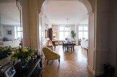 modern classic home, photo: Kasia Bobocińska