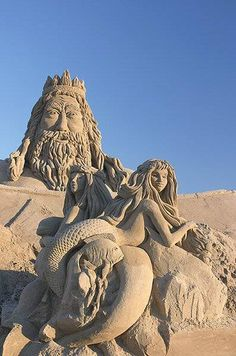 88 Incredible Sand Sculptures | ChicagoNow Arts & Entertainment