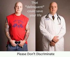 Gives tattoo haters something to think about...just sayin'