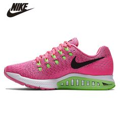 Nike Air Zoom Structure19 Women s Running Shoes Sneakers Sports Shoes Brand  Name Running Shoes  806584 bd4b8ba1138