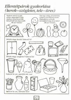 Fotó: Pre K Worksheets, Preschool Worksheets, Autumn Activities For Kids, Kids Learning Activities, Learning Methods, Kindergarten Math, Montessori, Album, Teaching