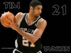 #21 Tim Duncan