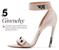 2012-most-wanted-shoes-Givenchy-Ankle-Strap-Sandals-by-Style-com | Flickr - Photo Sharing!