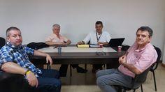 Hoy nos acompañó en ESCOLME La Fundación Fundasidua para establecer convenios desde la parte de Emprendimiento