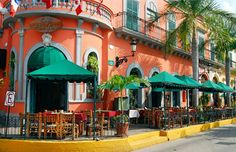 "This sight suggests travel destinations more worth your time than ""tourist traps."" Been to some; not others. I want to see them all. Pictured:Restaurant, Old Mazatlan, Mexico"