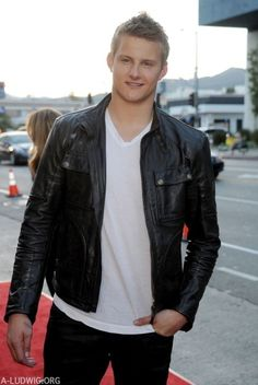 Alexander Ludwig in leather and aaaaaaaaaaaaaaaaaaaaaaaahhhooohhhhhhhhhhhwwaaaaaaaaaaaahhhhhhht