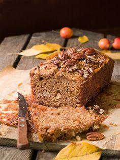 banana and walnut cake recipe