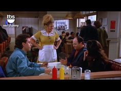 Seinfeld: George Costanza Does The Opposite George Costanza, King Of Queens, Rules Of Engagement, Jerry Seinfeld, Net Neutrality, Tbs, Videos Funny, Regrets, Make Me Smile