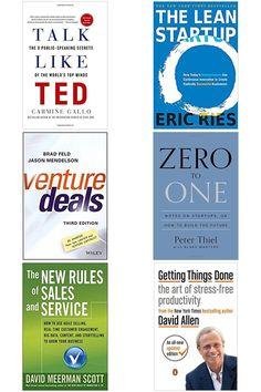 """My latest #kit: """"Best Books for Startup Entrepreneurs"""""""