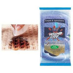 Wipe Off Stain Removers - From Lakeland
