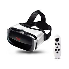 (VR headset, No dizzy feeling Virtual Reality Headset for VR Games and 3D Movie, Compatible with 4.5-6.3 inch screens Review) Buy-Accessories.net