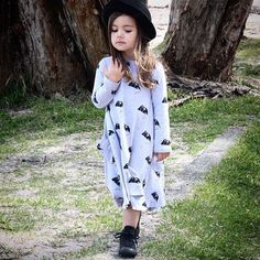2017 New Girls Clothing Dresses Cartoon Mouse Autumn&Winter &Spring Style Children Princess Dresses Kids Clothes #Affiliate