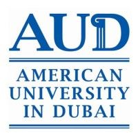 American University Of Dubai - Dubai, UAE #Logo #Logos #Design #Vector #Creative #Universities #Education #Dubai