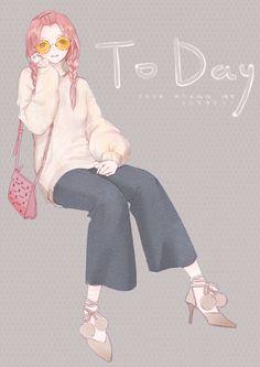 Anime Chibi, Kawaii Anime, Manga Anime, Manga Girl, Anime Art Girl, Sky Anime, Anime Rules, Cute Chibi, Anime Angel