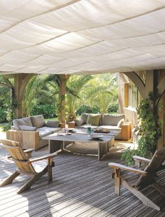 DIY pergola attached to the backyard of the house - - ., DIY pergola attached to the backyard of the house - - Though old inside idea, the pergola has become experiencing somewhat of a contemporary rebirth these. Outdoor Furniture Sets, Diy Pergola, Outdoor Decor, Pergola With Roof, White Pergola, Pergola Designs, Pergola Attached To House, Outdoor Living, Pergola Lighting