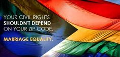 Equality....