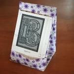 Tutorial: Sew a Kindle cover